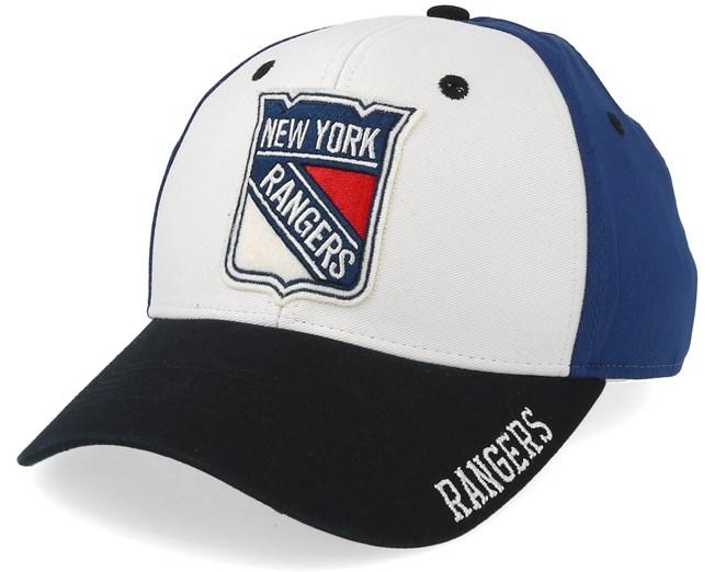 buy popular ba348 47719 New York Rangers Cotton 3 Colour White Dark Blue Black Adjustable - Adidas  cap - Hatstore.co.in