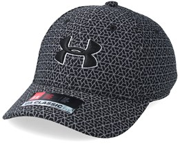Kids Printed Blitzing 3.0 Black Flexfit - Under Armour