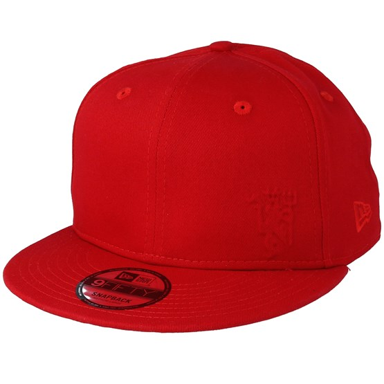 25f360c5c1d Manchester United Gelill 9Fifty Red Snapback - New Era caps -  Hatstoreworld.com