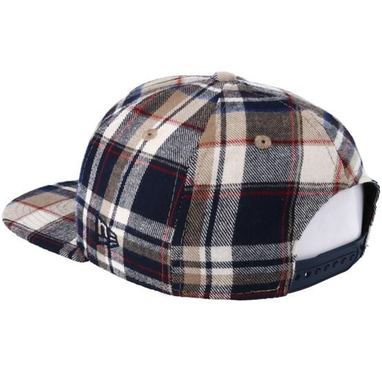 60eb1d1dd40 New York Yankees 9Fifty Spring Plaid Snapback - New Era caps -  Hatstoreworld.com