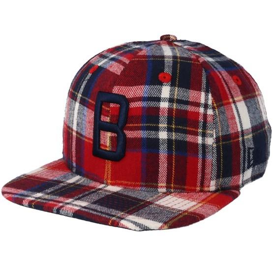 Keps Boston Red Sox 9Fifty Spring Plaid Snapback - New Era - Multi Snapback