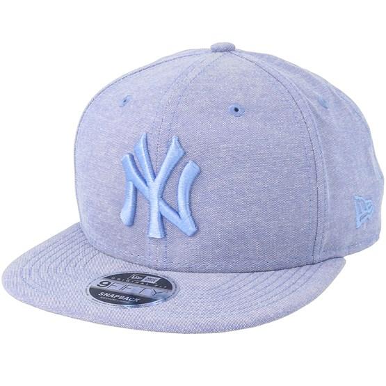 Keps New York Yankees 9Fifty Oxford Sky Snapback - New Era - Lila Snapback