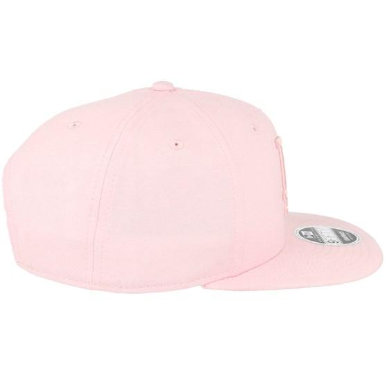 cac59006770fa9 Los Angeles Dodgers Oxford 9Fifty Pink Snapback - New Era caps -  Hatstoreworld.com
