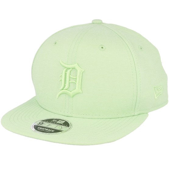 Keps Detroit Tigers Oxford 9Fifty Mint Green Snapback - New Era - Grön Snapback