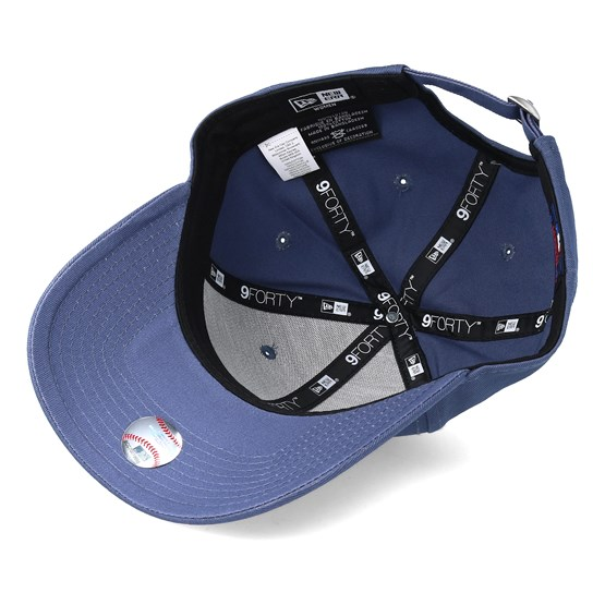 c3d1e0057975c Los Angeles Dodgers League Essential 9Forty Womens Blue Adjustable - New  Era - Start - Hatstore.es