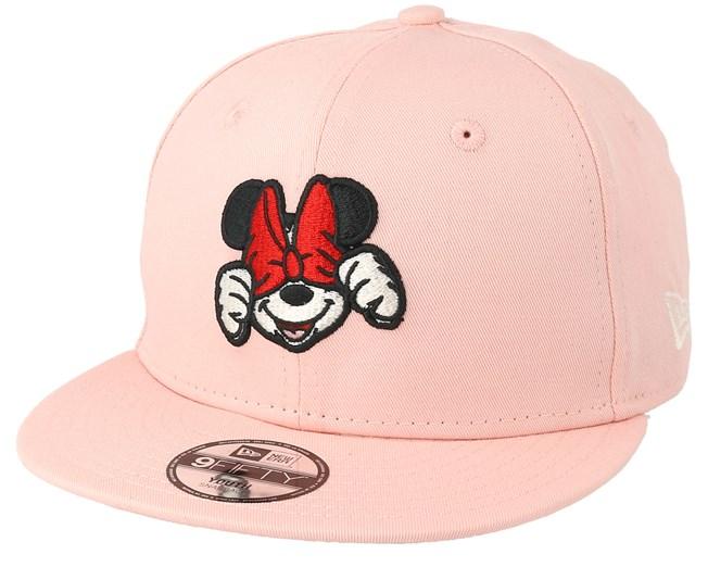 2bfd7dec Kids Disney Xpress 9Fifty Minnie Mouse Pink Snapback - New Era caps ...