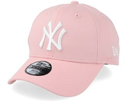 Kids New York Yankees 9Forty League Essential Pink Adjustable - New Era