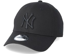 b296e253 Kids New York Yankees 2 9Forty Black Adjustable - New Era