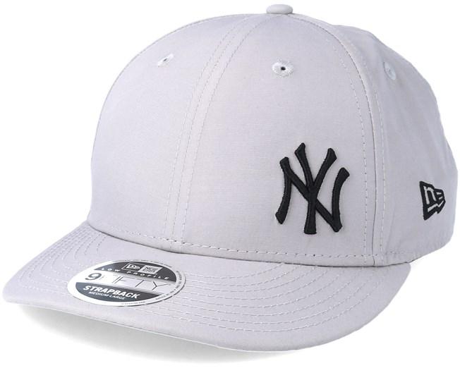 New York Yankees 9Fifty Low Profile Grey Strapback- New Era - Start Boné -  Hatstore a88f078c177