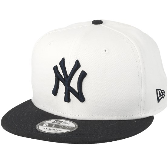 release date: 5043d afae5 New York Yankees 9Fifty White Navy Snapback - New Era caps -  Hatstoreworld.com