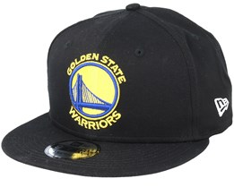 wholesale dealer 0ec1d d63fb Golden State Warriors 9Fifty Black Snapback - New Era