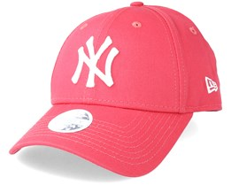 New York Yankees Womens 9Forty Pink Adjustable - New Era