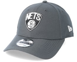Brooklyn Nets 9Fifty Grey Adjustable - New Era