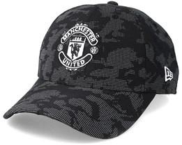 Manchester United Reflect Camo 9Fifty Black Adjustable - New Era 2e5508e445