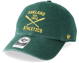 Oakland Athletics Axis Clean Up Adjustable - 47 Brand