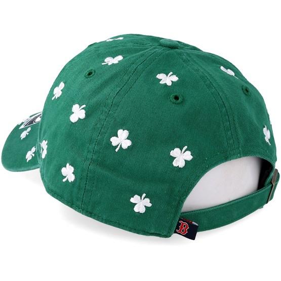 buy popular c25ce c7fb1 Boston Red Sox St Patty´s Tourist 47 Clean Up Kelly Adjustable - 47 Brand  caps - Hatstoreworld.com