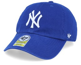Kids New York Yankees Clean Up Royal Adjustable - 47 Brand