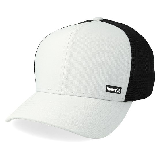 League Grey Trucker - Hurley caps - Hatstoreaustralia.com 9787f78a8a7