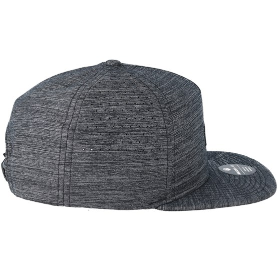 super popular 57cc0 ba8ae Dri-Fit Staple Charcoal Snapback - Hurley caps   Hatstore.co.uk