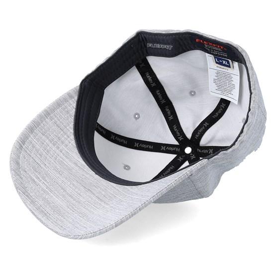 c7ea8b60b410e Dri-Fit Cutback Grey Flexfit - Hurley caps - Hatstoreaustralia.com