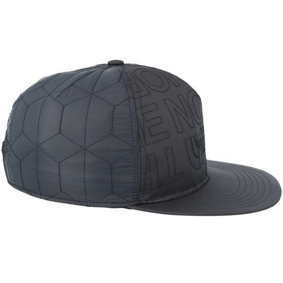 bc665ac71 Quilted Cap Black Snapback - The North Face