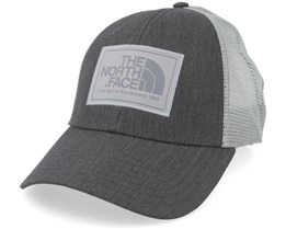 Mudder Medium Grey Trucker - The North Face