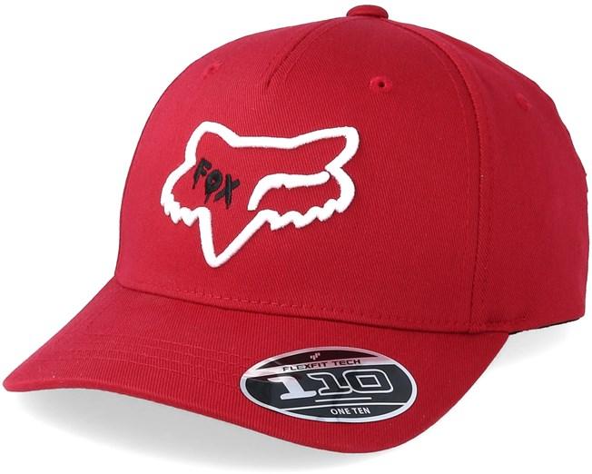0da4116a2c0 Kids Czar Head 110 Red White Adjustable - Fox caps - Hatstoreworld.com
