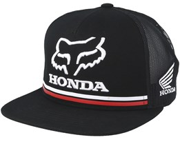 Honda Black/White Trucker - Fox