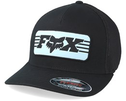 Muffler Black Flexfit Trucker - Fox