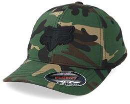Kids Legacy Camo Flexfit - Fox