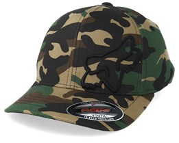 Kids Flex 45 Camo Flexfit - Fox