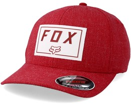 Trace Cardinal/White Flexfit - Fox