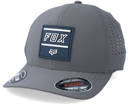 Midway Dark Grey Flexfit - Fox