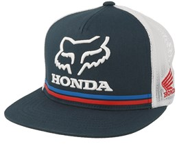 Honda Navy/White Trucker - Fox