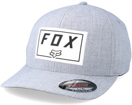 Trace Steel Grey Flexfit - Fox