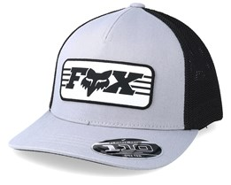 Kids Muffler 110 Steel Grey Trucker - Fox