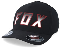 Hightail It Black Flexfit - Fox
