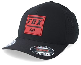 78cfd40eb Listless Black/Red Flexfit - Fox
