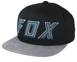 Posessed Black/Grey Snapback - Fox