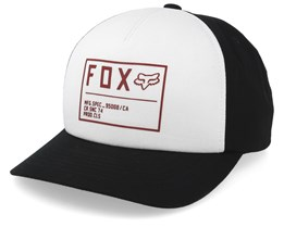 Non Stop White/Black Adjustable - Fox