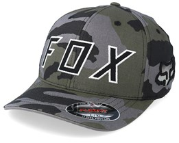 Scramble Camo Flexfit - Fox