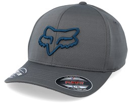Lithotype Grey/Petrol Blue Flexfit - Fox