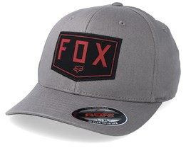 Shield Grey/Black Flexfit - Fox