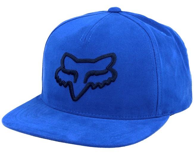 Instill Royal Blue Snapback - Fox