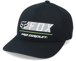 Kids Pro Circuit Black Adjustable - Fox