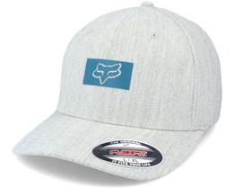 Standard  Hat Heather Grey Flexfit - Fox