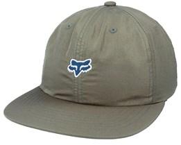 Volpetta Hat Olive Snapback - Fox