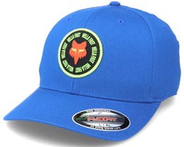 Mawlr  Hat Royal Blue Flexfit - Fox