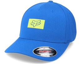 Standard  Hat Royal Blue Flexfit - Fox