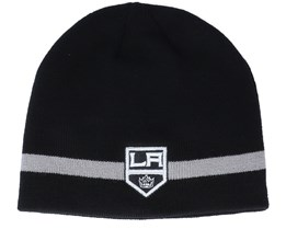 Los Angeles Kings Coach Black Beanie - Adidas